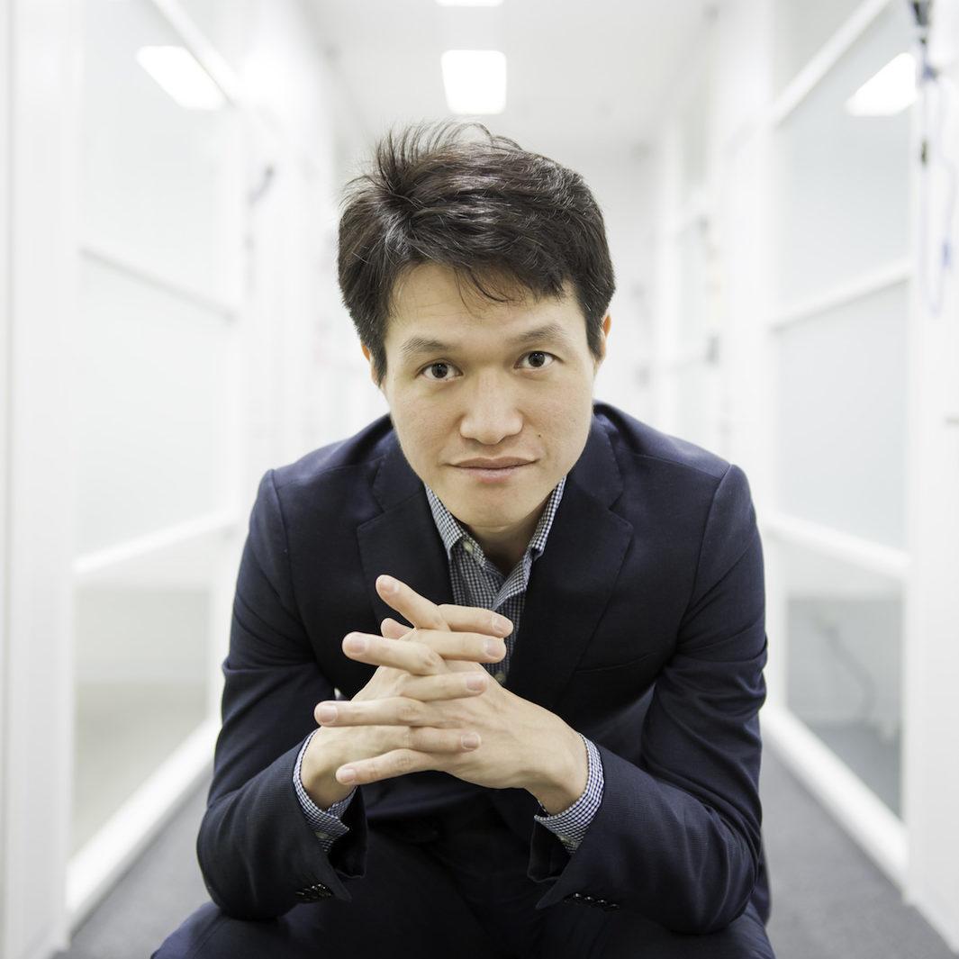 上田さん写真(プロフィール)