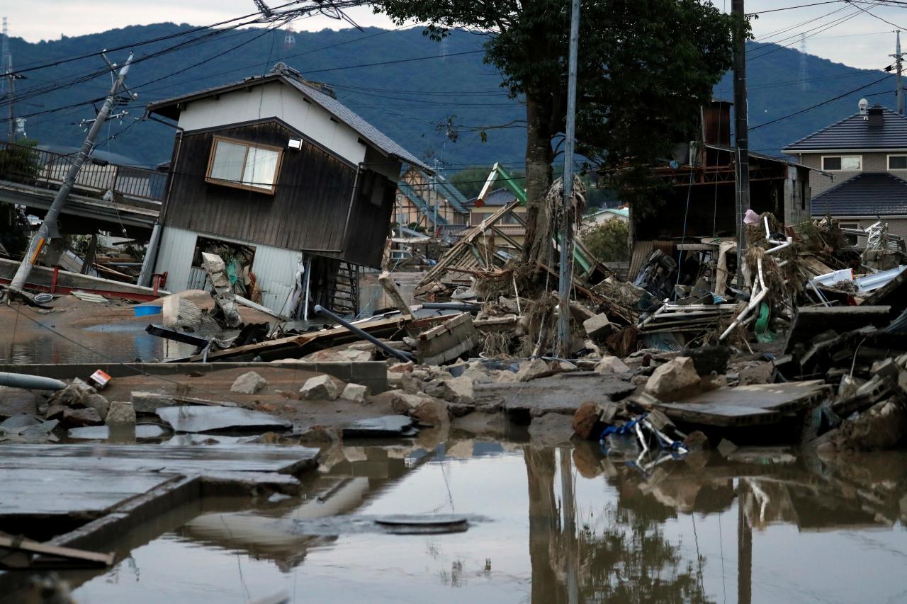 シェアリングエコノミー協会会員の西日本豪雨災害支援サービス一覧