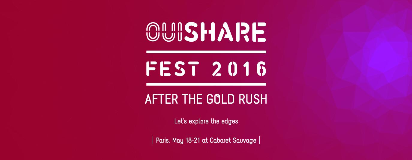 """パリの世界最大級シェアイベント""""OuiShare""""ツアー参加者募集中!"""