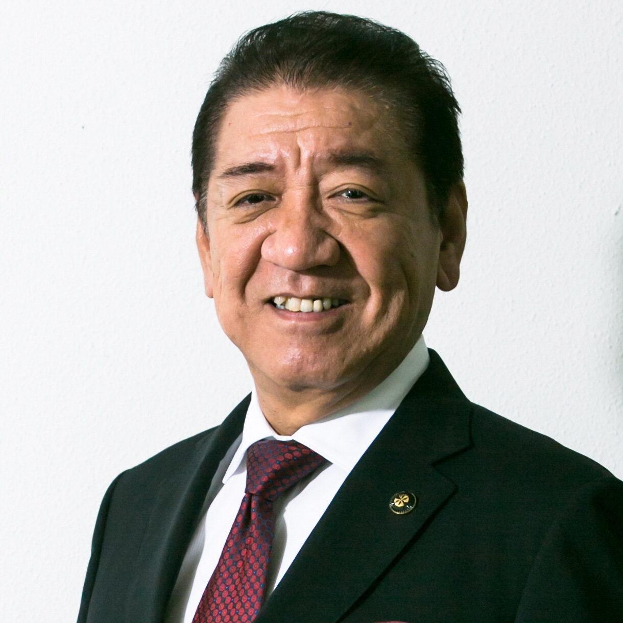 沖縄市長 桑江朝千夫